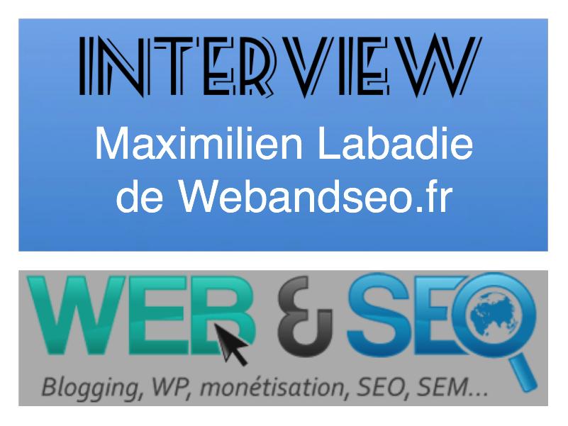 Interview Maximilien Labadie